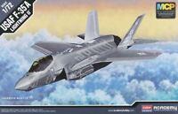 Academy USAF F-35A Lightning II 1/72 scale airplane model kit new 12507