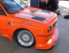 BMW e30, e34 Tuning GT R Bonnet gills DTM hood Vents grilles M3