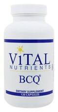 Nutrientes vitales BCQ 120 Cápsulas