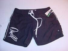 NWT - Cute O'neill Atlantic Black Shorts Oneill - Womens Size 1