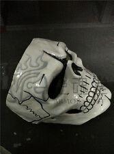 Cosplay Mens FRP Skull Skeleton Full Face Mask Maske James Bond 007 Spectre gift