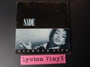 "Sade - Diamond Life 12"" Vinyl LP"