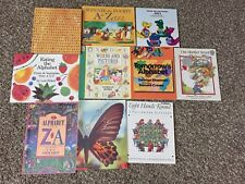 """Primary """"Learning The ABC's"""" Thematic pbk 10 Picture Book Set Teachers LOT"""