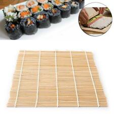 Bamboo Material Mat Japanese Rice Roller Kitchen DIY Gadget Sushi Making Kit  MT