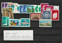 United Nations Mixed Mint Never Hinged Stamps ref R 18459