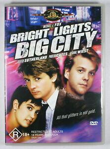 Bright Lights Big City DVD FREE POST