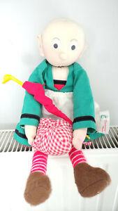 vintage poupée de chiffon bécassine minerve 44 cm