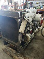 1993 Cummins Diesel Nta855c Dc Generator Ge Genset 555mw