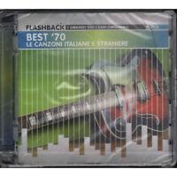 AA.VV. CD Best '70 Le Canzoni Italiani E Stranieri Flashback Sig 0886974446125