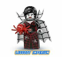 LEGO Minifigure Series 14 - Spider Lady - minifig col14-16 FREE POST