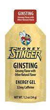 Honey Stinger Organic Energy Gel Ginsting 1.2 oz, 24pks (Free Shipping)