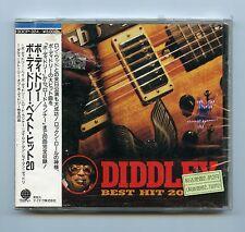 Bo Diddley/Best Hit 20 (Japan/Sealed)