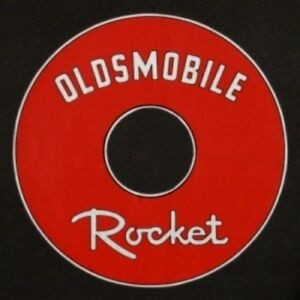 Oldsmobile 1962-1964 Rocket Air Cleaner Decal