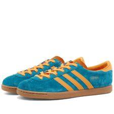 Adidas Stadt Teal, Orange & Gold Zapatillas