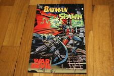 Batman Spawn War Devil #1 (1994) DC Comics