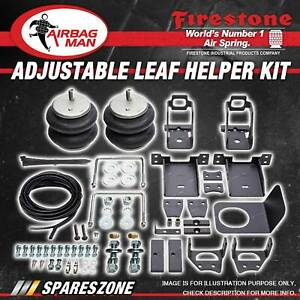 Airbag Man Air Suspension Leaf Springs Helper Kit Rear for FORD F250 F350 4x4