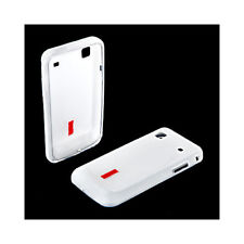 Coque pour Samsung I9001 Galaxy S Plus, I9000, silicone TPU transparent