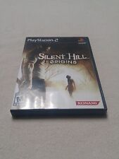 Silent Hill Origins  (Sony PlayStation 2, 2008) COMPLETE