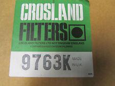 Crosland Filtro De Aire 9763k con aletas Mitsubishi Fourtrack Isuzu Ver Descripción