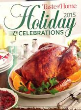 Taste of Home Holiday & Celebrations Cookbook 2015 new hardcover