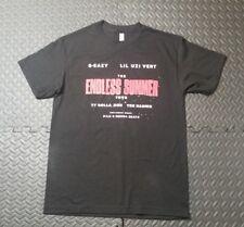Men's Endless Summer American Rappers Music Tour Souvenir Fan T Shirt SZ M Black