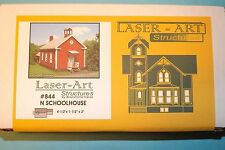 Schoolhouse # 844 N Scale by Branchline trains
