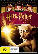 Harry Potter And The Chamber Of Secrets - Adventure - NEW DVD