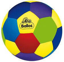 BALLOS FARBIG Softball Knautschball Kinderball ø21cm in TOP QUALITÄT     661-68