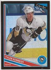 2013-14 Upper Deck O-Pee-Chee Black Rainbow #30 Tyler Kennedy #052/100