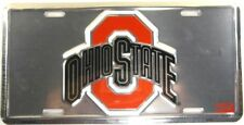 OHIO STATE UNIVERSITY BUCKEYES LICENSE PLATE OSU L611