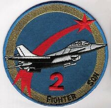 FIGHTING FALCON F-16 SWIRL COLLECTIONS:  Belgian Air Force BAF 2nd Fighter Sqn