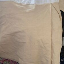 Tommy Bahama queen bed skirt