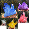 Natural Quartz Cluster Crystal Gemstone Healing  Minerals Specimen Reiki Collect