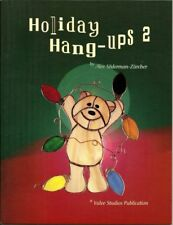 2001 Holiday Hang-Ups 2 Stained Glass Pattern Book Angels Ornaments Suncatchers