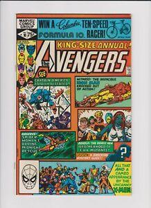 The Avengers Annual #10 (1981, Marvel)