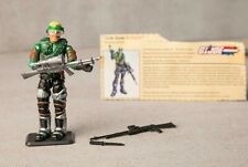 Gi Joe  2002 Mirage  v2 complete with file card
