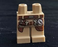 Genuine Lego Legs with Gunbelt and Compass from Hero in 5884 Dino Raptor Chase