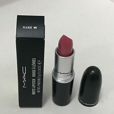 NEW ARRIVAL! AUTHENTIC MAC MATTE LIPSTICK - PLEASE ME (Muted-Rosy-Tinted Pink)
