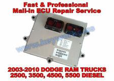 2003-2010 Dodge Ram Trucks 2500,3500 Diesel Engine Ecu,Ecm, Repair Service