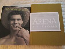 THE CHOP SUEY CLUB by Bruce Weber (1999, Hardcover) 1st edition 1st printing