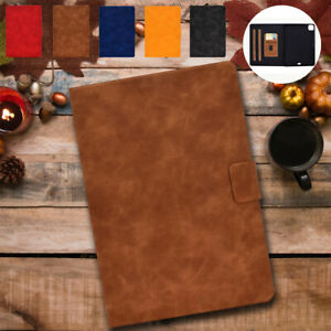 Magnetic Flip Leather Wake/Sleep Case Cover For Apple iPad 7th 6th 5th Air Pro11