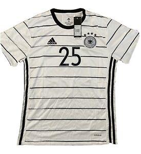 Muller #25 Germany Jersey Size Medium Replica