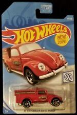 2019 Hot Wheels - '49 Volkswagen Beetle Pickup - Red - #9/10 - #47/250