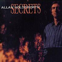 Allan Holdsworth - Secrets [CD]