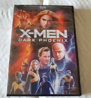 X-Men Dark Phoenix (DVD, 2019, Region 1) Brand New Factory Sealed Fast Shipping