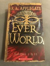 Everworld: Vol 1-2 by K.A. Applegate ~ Search for Senna/Land of Loss ~ 2-in-1 PB