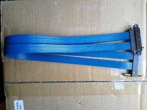Samtec Coaxial Ribbon Cables EQDP-028-20.00-TEU-TTR-1-B