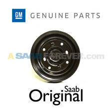 WATER PUMP PULLEY COOLING GM CADILLAC CHEVY BUICK SAAB NEW GENUINE OEM 12611587