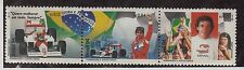 Brazil Sc 2519 NH issue of 1994 - RACE CARS