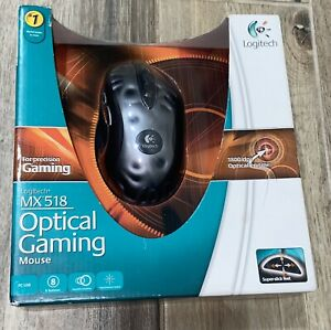 Logitech MX518 Expert Gaming Mouse NEW